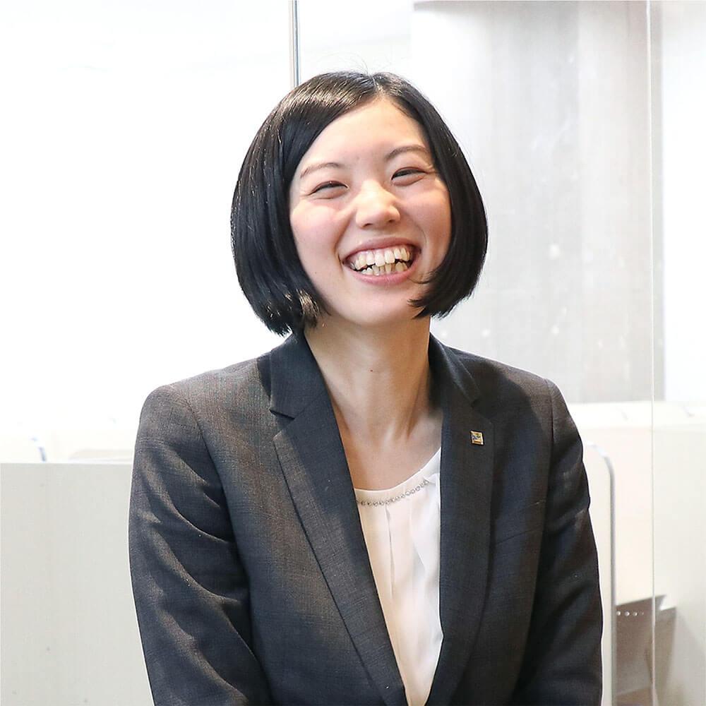 長谷川 裕子インタビューサムネイル画像