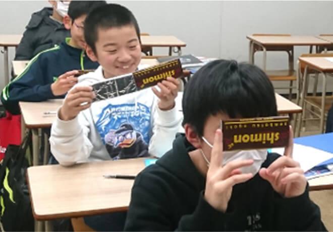萩島 由莉さんの仕事中の写真
