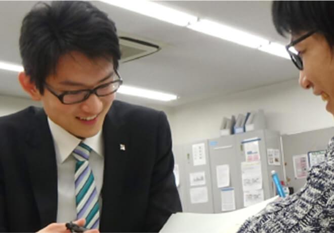 瀬古 雄介さんの仕事中の写真