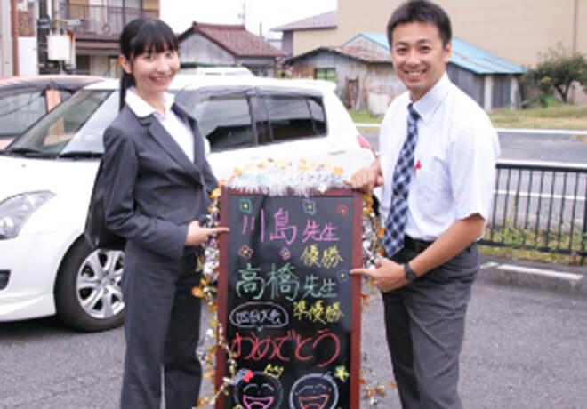高橋 宏明さんの仕事中の写真